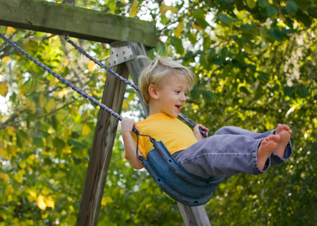 Post image for Safety Tips for Your Child's Backyard Playground